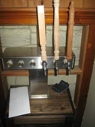 Perlick Beer Tap Tower by Long Draw Salt Water Chilled Beer Tower Home Brew Forums