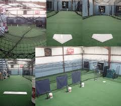 see cages can be pushed back for however much room is needed