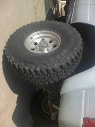 33/12.50s Work On 15x7 Rims - Ranger-Forums - The Ultimate Ford ... 33s Without Lift Will A 33 Inch Tire Fit Jeep Wrangler Without Lift 30565r17 This Week Im Stalling My Shackles And Inch Tires So I 22 Rims W Page 2 Ford F150 Forum 6 With Nissan Titan Can Fit On Stock Youtube Tires 18 Or 20 Wheels Tundratalknet Toyota Tundra How To Read A Size 2015 Stock 20s Please Jk Unlimited No Jeeps Falken Wildpeak At3w Review