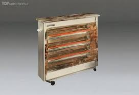 chauffage d appoint électrique radiant sur roulettes grenoble