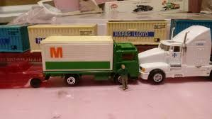Toy Diecast: HO Or H-No! (1/27 Round 9: Semi Truck Showdown ... 1984 Peterbilt 359 Custom Toter Truck Semi Led Lights And Led Ebay With 35 Jpg Set Id 88500f Chevrolet C10 From Fast Furious Is Up For Auction On Ebay The Toms Center Dealer In Santa Ana Ca Lovely Used Trucks Ebay 7th Pattison Long Haul Trucker Newray Toys Inc Bangshiftcom 1974 Dodge Big Horn Semi Sale Ford Aeromax Tractor Snaptite Model Kit Monogram 1216 1 Mud Flaps My Lifted Ideas
