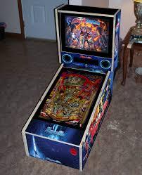 Virtual Pinball Cabinet Flat Pack by Completed Tredog U0027s Mini Pin Arcade Cabinet Virtual Pinball