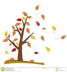 Tree clipart windy 2