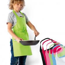 tablier de cuisine enfant tablier à personnaliser enfant tablier personnalisé avec prénom