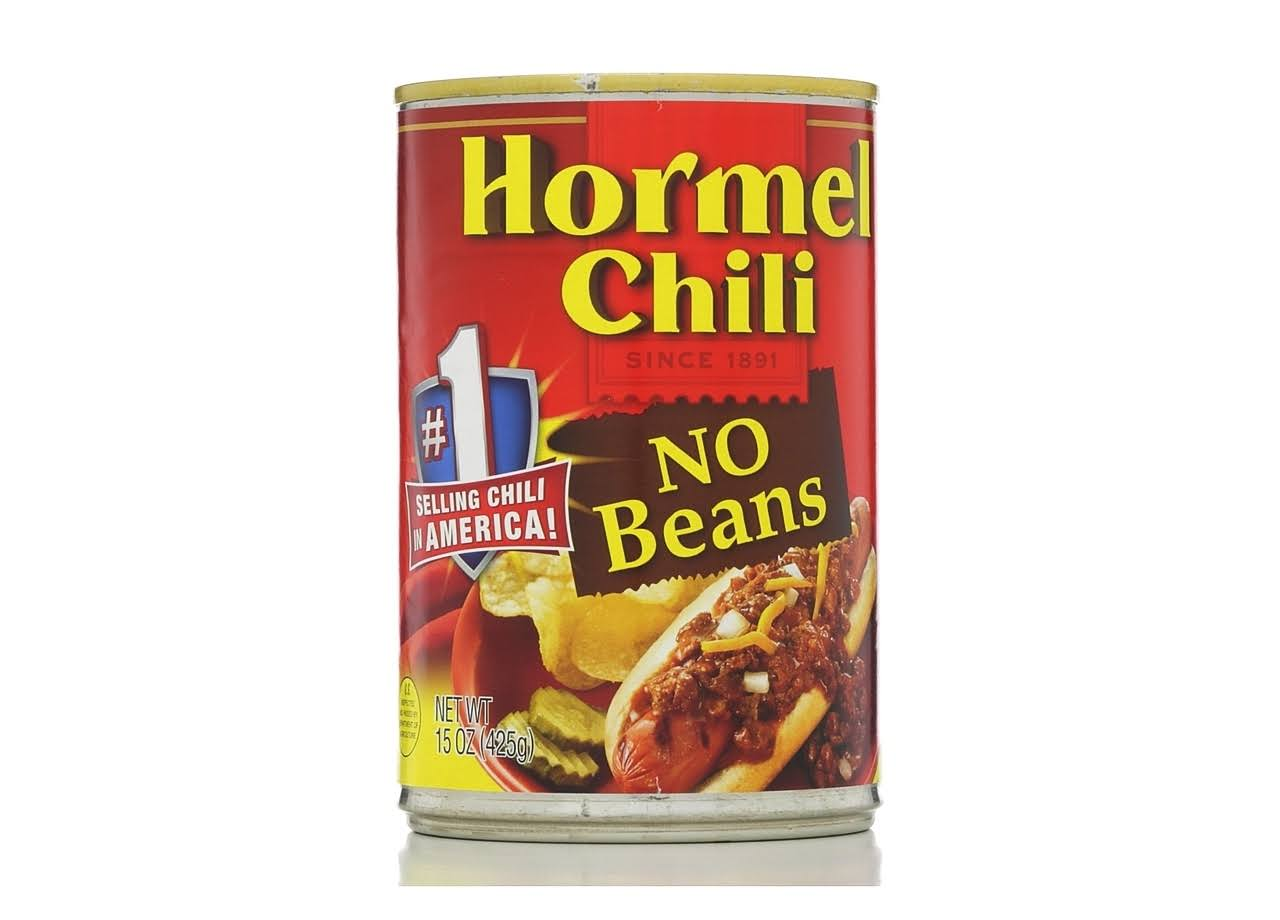 Hormel No Beans Chili - 15oz