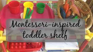 Montessori Inspired Hands On Activities For Toddlers At Home