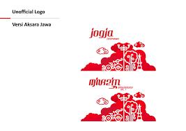 Logo Baru Jogja Unofficial Konsep 3