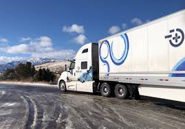 100 Semi Truck Tattoos A Selfdriving Truck Delivered Butter From CA To PA In 3 Days
