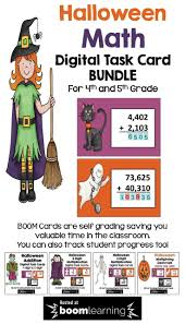 Halloween Math Multiplication Worksheets by 5992 Best Halloween Math Ideas Images On Pinterest Halloween