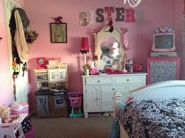 Paris Room Idea For Girls 10 And 7 Year Olds