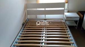bed frame from ikea trysil qatar living