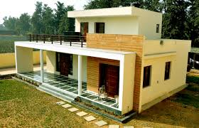 100 Small Indian House Plans Modern Cement Homes Concrete Home Designs In Narrow Slot