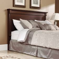 White King Headboard Wood by Bedroom Beautiful Dark Brown Wood Headboard Design Ideas 2017
