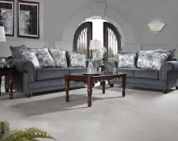 American Freight Living Room Tables by Stanza Delft Sofa U0026 Loveseat Transitional Living Room