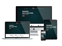 LT Recoric Premium Private Music Studio Recording Joomla Template