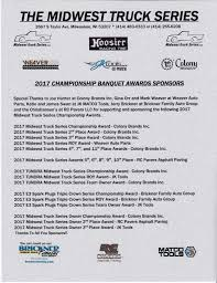 100 Midwest Truck Parts Series Gallery Wisconsin Asphalt Oval Track Racing