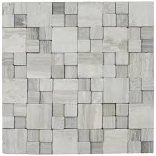 Casa Antica Pencil Tile by 28 Best Stone Mosaic Tile Products Images On Pinterest Pebble