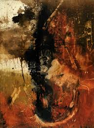 Contemporary Abstract Art Giclee Print By Keck Fine Publishing