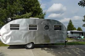 100 Vintage Travel Trailers For Sale Oregon An Interview With Justin And Anna From Flippin RVs Flippin RVs GAC