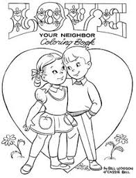 Coloring BookLOVE YOUR NEIGHBOR