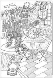 Invite To Scandi MADE IN KOREA Coloring Book For Children Adult Graffiti Painting Drawing