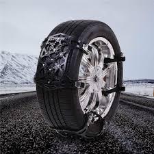 100 Truck Snow Tires Amazoncom Chains 1PC Car Tire Antiskid Chains