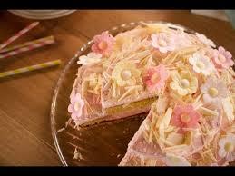 rezept erdbeer blüten torte dr oetker