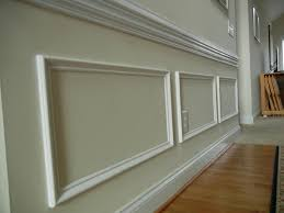 Smart Inspiration Picture Frame Molding Dining Room Diy Using Wall