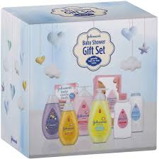 Johnsons Baby Shower Gift Pack
