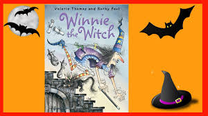 Trixie The Halloween Fairy Book Report by Winnie The Witch I Read Aloud Along Book I Storyclub4kidz Youtube