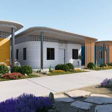 100 Best Houses Designs In The World Yves Bhar Designs Worlds First 3Dprinted Community For