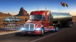 100 American Trucking Simulator Truck New Mexico DLC Review Gaming Respawn