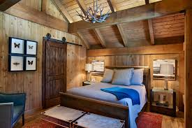 Barn Doors Is Another Significant Feature You Could Add To A Rustic Bedroom Perfect If