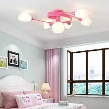 nordic led deckenleuchten für wohnzimmer schlafzimmer kinder zimmer schwarz weiß blau rosa welle form laras de techo beleuchtung