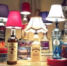 Lamp Shade Adapter Ring Home Depot by 25 Unique Liquor Bottle Lamps Ideas On Pinterest Liquor Bottle