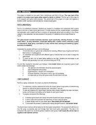 Project 2 Board Game Brief