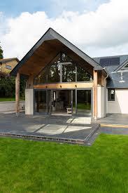 100 How Much Does It Cost To Build A Contemporary House Overhang On Contemporary Timber Framed House Ing Your Own Home
