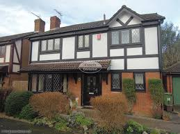 Mock Tudor House Photo by Replica Wood Mock Tudor Tudor Beams The Fascia Division