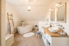 fertighaus wohnidee badezimmer landhaus badezimmer