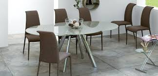 Cheap Dining Room Sets Australia by Oval Glass Top Dining Table Set Furniture Oval Glass Top Dining