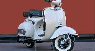 1961 Piaggio Vespa