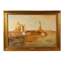 Oil Lamp Perry Ga Facebook by Vintage U0026 Used Italian Paintings Chairish