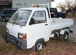 100 Hijet Mini Truck 1989 Daihatsu HiJet Minitruck Item 4783 SOLD December 2