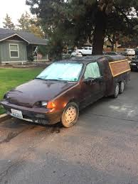 A Geo Metro Dually Wagon, I Think This Belongs Here. : Shitty_Car_Mods 1997 Geo Metro 2 Dr Lsi Hatchback Pinterest Hatchbacks 1993 Std Junkyard Find 1990 Metroamino Pickup The Truth About Cars Robertwb70 With Aeromods For Better Fuel Efficiency Lifted Dodge Ram Vs Youtube Project Off Road Sale Stkr7547 Augator Sacramento Ca Ugadawgsfan1 1996 Metrosedan 4d Specs Photos Modification Ute Found On Craigslist Atbge Truck Cargods Price Modifications Pictures Moibibiki