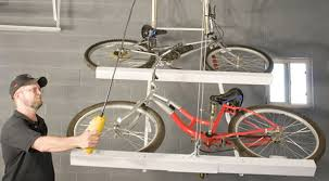 Ceiling Bike Rack Flat by Top 10 Best Garage Bike Storage Rack 2017