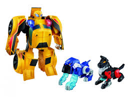 New Listings For Transformers: Rescue Bots Figures And Playsets