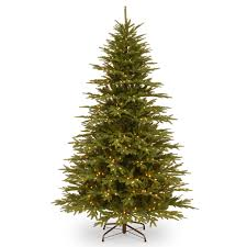 Artificial Fraser Fir Christmas Trees Uk by Artificial Noble Fir Christmas Tree Christmas Lights Decoration