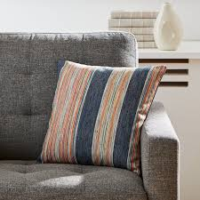 Bohemian Outdoor Pillows Fresh Rivet Stripe Pillow 17 X Ink You Can Find Out