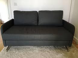 Twilight Sleeper Sofa Ebay by As New Made Motti Sofa Bed Bunting Grey Kennington London