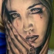 Darkside Tattoo Religious Tattoos Page 1